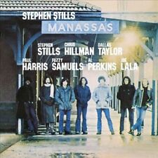Manassas by Manassas/Stephen Stills (CD, Nov-1995, Atlantic (Label))