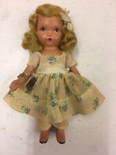 Storybook Dolls By Nancy Ann 110 Little Miss Sweet Miss Jl 0718 17A
