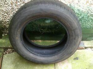 215/60/16 Tyre, Circa 7.0mm tread, 16 inch Triangle make, Collection only.