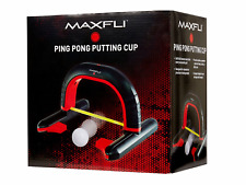 Mafli Ping Pong Putt Enjoy Golf and Improve your Putting!