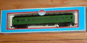 MODEL POWER 9902 HARRIMAN COACH SOUTHERN # 1510 GREEN