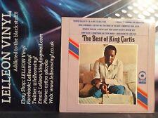 The Best Of King Curtis LP Vinyl Album Rare ATCO Press 228002 A2/B1 1968 Jazz