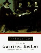 The Book of Guys by Garrison Keillor (1994, , AUDIO CASSETTE