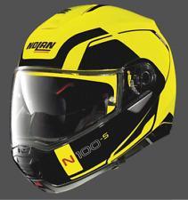 NOLAN N100-5 casco de levante la consistencia N-COM CASCO DE MOTO-LED amarillo WQ