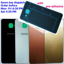 Samsung Galaxy A3 2016 A310 A310F Rear Battery Back Cover Glass A310F/DS A310Y