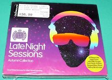 Late Night Sessions - Autumn Collection MINISTRY OF SOUND 2 CD set NEW