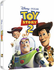Toy Story 2 Limited Edition Steelbook Blu-ray UK Exclusive NEW SEALED