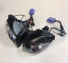 08 09 10 Kawasaki ZX10R OEM headlight assembly HID #0144