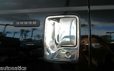 FORD SUPER DUTY F-250/350 1999 - 2015 TFP CHROME ABS DOOR HANDLE COVER - 2KH