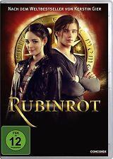 DVD *  RUBINROT - Kerstin Gier - Veronica Ferres - Axel Milberg  # NEU OVP $