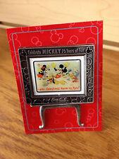 Disney Coca-Cola Coke MICKEY MOUSE 75th Anniversary Easel  #B
