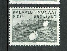 GROENLANDIA - GREENLAND 1985 Mi. 161 Conigli Rabbits