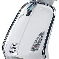 Vespa Primavera Chrome Front Side Protection Genuine New RRP £119.00!! 1B000927