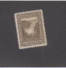CANADA (MK5636) # 159  VF-MLH  30cts  1928 GRAND FALLS / OLIVE-BROWN CV $25