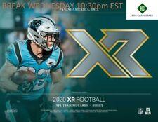 Henry Ruggs III Raiders 2020 Panini XR 2 Full Case 30 Box Player Break #2