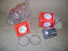 NOS Honda MR50 - PISTON & RINGS .075 -1974 1975 - 13104-131-000  - 13041-131-004