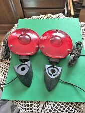 TAIL LAMPS FENDER MOUNTING ORIG GM  SIGNAL STAT#37 SAE-164 INCLUDES MOUNTING BRA