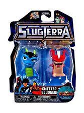 Slugterra, Bludgeon and Xmitter Mini Figures