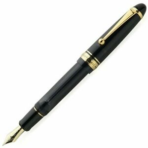 Pilot Fountain Pen Custom 823 Black Medium FKK-3MRP-TB-M, 14K No.15 Japan