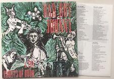 BAD BOY JOHNNY & THE PROFITS OF DOOM Self-titled 1990 OZ WEA NM