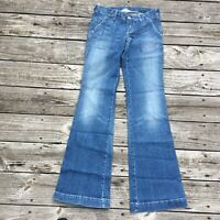 """Citizens of Humanity 28"""" x 35"""" Tallulah #123 Low Waist Wide Flare Jeans"""