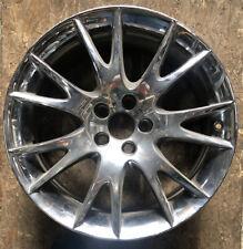 """Volvo V70 S60 S80 Xc60 18"""" 9466835 2008 2009 2010 2011 Oem Chrome Used Wheel Rim"""