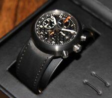 Carbon Fiber Genuine Audi R8 Circle Chronograph Watch by Sinn - NIB