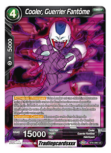 ♦Dragon Ball Super♦ Cooler, Guerrier Fantome : BT8-095 UC -VF-