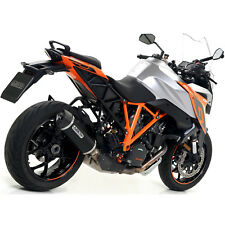 KTM 1290 SUPERDUKE GT 2017 > SCARICO ARROW RACE TECH ALLUMINIO DARK COPPA CARBY