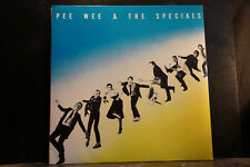 Pee Wee & The Specials - Same