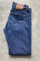 Levis 505 Regular Fit Big Boy Denim Blue Jeans Size 29X32 MSRP $40