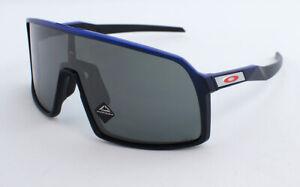 Oakley Sutro Team USA OO9406-2937 Sunglasses - Tokyo Fade/Prizm Black