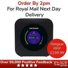 More details for netgear nighthawk m1 mr1100 unlocked 4g mobile hotspot non-official accessories