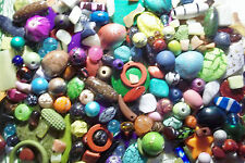 GRAB BAG- New Acrylic Assorted mix of Beads, Spacers etc.. 1 pound- #2