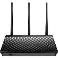 NEW ASUS RT-AC66U B1 Dual-band Wireless-AC1750 Gigabit Router Wireless WiFi 4