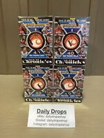 2019-20 Panini Chronicles Basketball Blaster Factory Sealed Lot of 4 FREE Ship