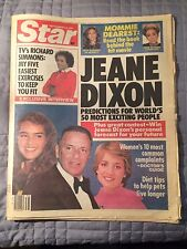 Star Magazine 9/22/81 Brooke Shields Princess Diana Mommie Dearest Joan Crawford