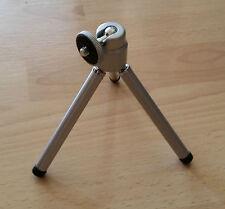 Mini-Stativ mit 3D Kugelkopf L, Ball, Silber Wie NEU!