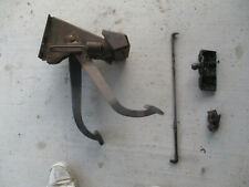 65 66 Ford Truck F100 F250 Clutch Pedal brackets Spring linkage rod 1965 1966