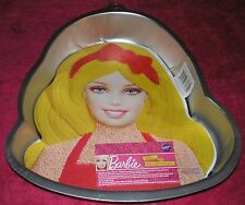 Wilton Cake Pan: Barbie Doll! New! Includes Detailed Baking and Decorating Tips!