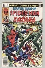 Marvel Team-up #81 May 1979 FN Satana