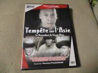 Dvd TEMPETE SUR L'ASIE, LE DESCENDANT DE GENGIS KHAN film Russe de V. POUDOVKINE