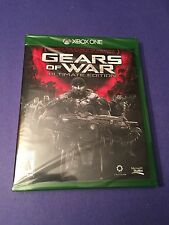Gears of War *Ultimate Edition* (XBOX ONE) NEW