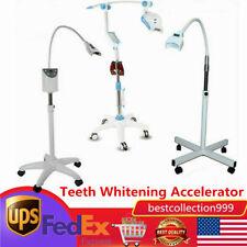 Dental Moblil Teeth Whitening Led Lamp Bleaching Light Accelerator System Kit