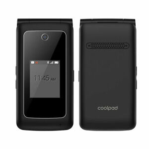 Coolpad Snap 3312A Android 4G LTE Flip Phone Sprint T-mobile A stock  unlocked