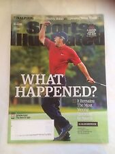 """SPORTS ILLUSTRATED APR 4, 2016 """"TIGER WOODS: WHAT HAPPENED?"""" BRAND NEW!!"""