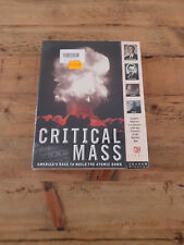 Critical Mass (Sealed), Digitug, PC Big Box, CD-ROM