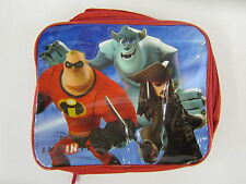 Disney Pictorial Plastic Lunch Bags for Children