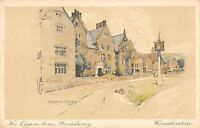 BR96862 the lygon arms broadway worcestershire postcard  uk