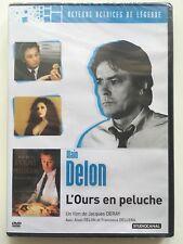 L'ours en peluche DVD NEUF SOUS BLISTER Alain Delon